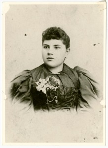 Lena Lipton in New Haven, Connecticut after 1892.