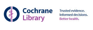 Image of Cochrane Library logo